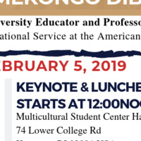 2019 Annual M.L.K. Luncheon