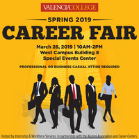 Spring 2019 Career Fair