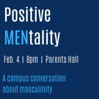 Positive MENtality Campus Converstation