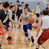 Boys Basketball Huskies Shootout