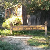 Boulder Creek Library Community Meeting & Design Discussion