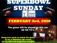 Super Bowl Sunday 2019