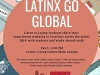 Latinx Go Global