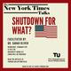 New York Time Talk: Shutdown for what?