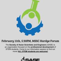 SASE Information Session