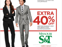 COER Hosts JCPenny Suit-Up Event