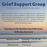 Grief Support Group (for students)