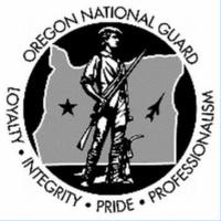 Oregon National Guard Info Table