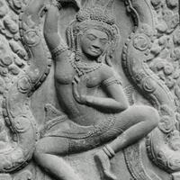 Sunday Object Talk: Dancing Apsara