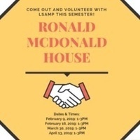 Service at Ronald McDonald House