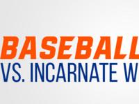 Bearkat Baseball vs. Incarnate Word