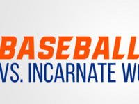 Bearkat Baseball vs. Incarnate Word