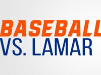 Bearkat Baseball vs. Lamar