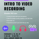 Intro to Video Recording