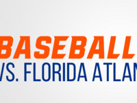 Bearkat Baseball vs. Florida Atlantic