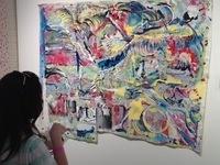 Senior Art Exhibition Reception