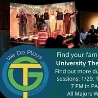 UTG Info Sessions
