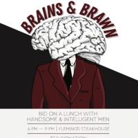 Brains & Brawn hosted by Sharp Dressed Man