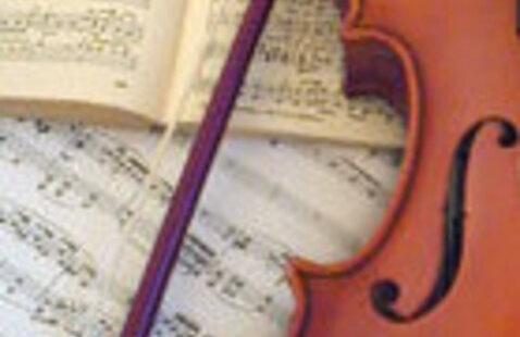Gerald Gaul Graduate Degree Violin Recital