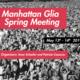 Manhattan Glia Spring Meeting