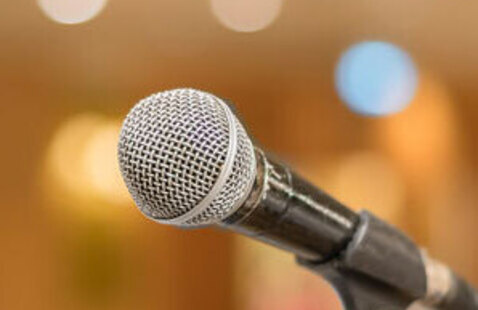 National Poetry Month: Open Mic