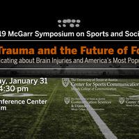 McGarr Symposium on Sports and Society: Head Trauma and the Future of Football
