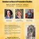 Medieval & Renaissance Studies Biannual Works in Progress Seminar