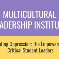 Apply for Multicultural Leadership Institute