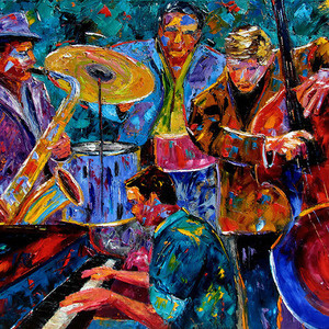 Sunday Jazz at Courthouse Creek- In the City