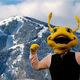 Banana Slug Ski Day in Sun Valley, Idaho