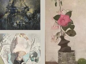 ARTIST TALK   Ken Karlic, Edmond Praybe and Christopher Stephen Koch