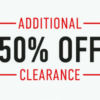 Additional 50% Off All DePaul Clearance One Day Only