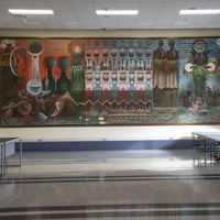 Mural Area