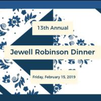 13th Annual Jewell Robinson Dinner
