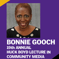 19th Annual Boyd Lecture in Community Media