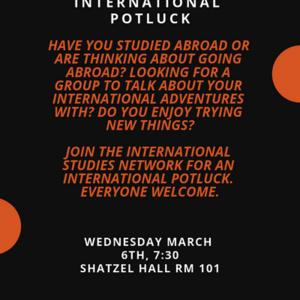 International Potluck