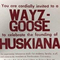 Huskiana Press Grand Opening