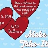Make-it Take-it: Valentines