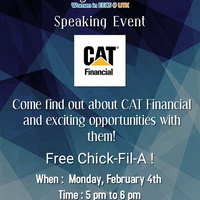 CAT Financial, hosted by Systers