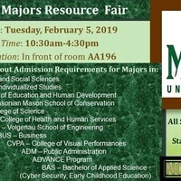 GMU Open House Presentation