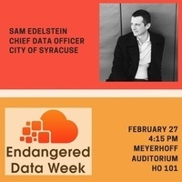 Endangered Data Week: The City of Syracuse's Open Data Portal