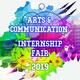 Arts & Communication Internship Fair
