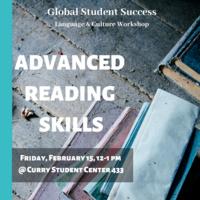 Advanced Reading Skills