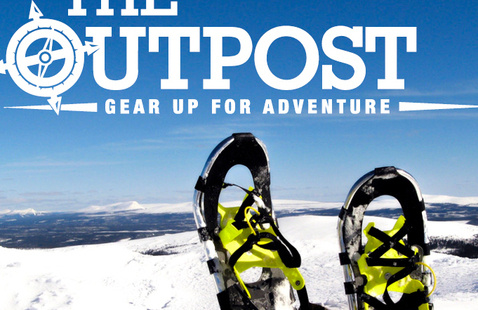 Rent One, Get One FREE - Snowshoes