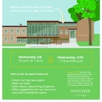 Open House - Student Counseling Center & Student Support and Outreach