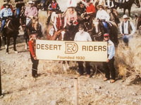 Free Lecture: In the Saddle with the Desert Riders