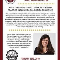 Artist-Therapists and Community-Based Practice: Inclusivity, Solidarity, Resilience