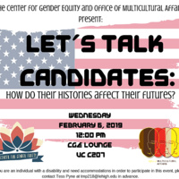 Let's Talk Candidates: An open Dialogue | Center for Gender Equity