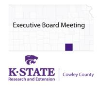 Cowley County Extension Council Executive Board Meeting