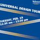 Universal Design Tour